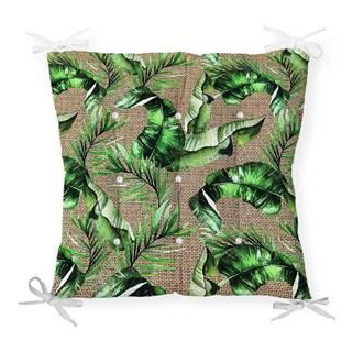 Sedák s prímesou bavlny Minimalist Cushion Covers Forest, 40 x 40 cm