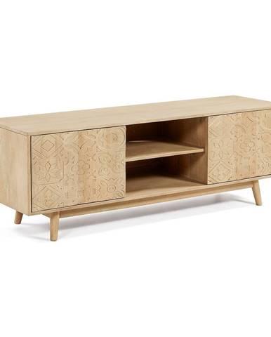 TV stolík z mangového dreva La Forma Sakoi