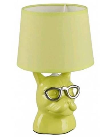 Stolná lampa Dosy, zelená%