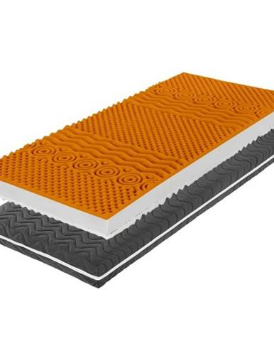 Matrac COLOR DREAMS NEW sivá, 120x200 cm