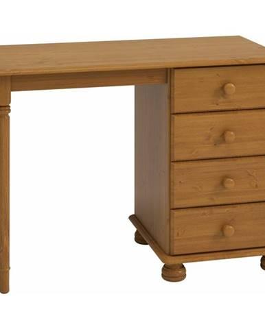 Písací stôl ROCKWOOD borovica masív