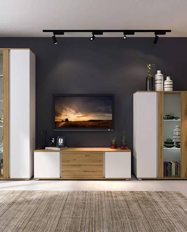Giovanni obývacia izba dub artisan