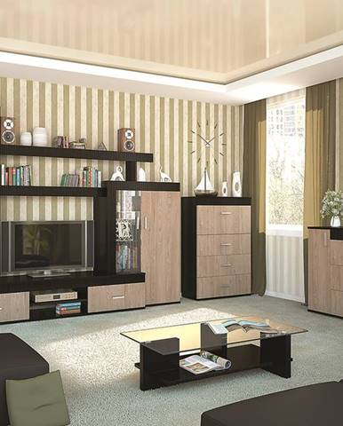 Mils obývacia izba dub rodos