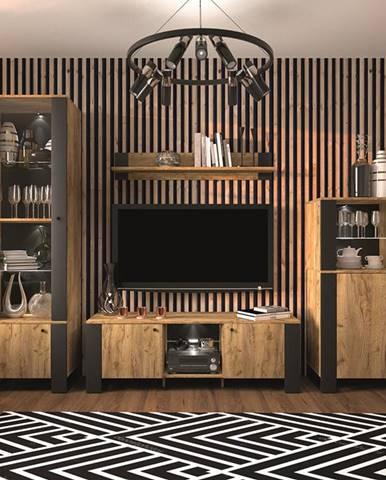 Olen obývacia izba čierna