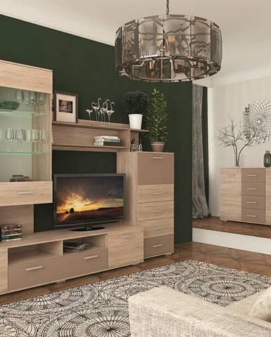 Romano obývacia izba dub sonoma