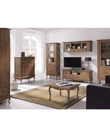 Vilar obývacia izba dub lefkas