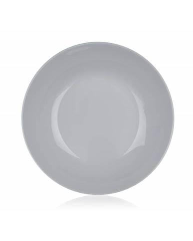 Luminarc Tanier hlboký DIWALI 20 cm, 6 ks, sivá