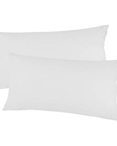 Sleepwise Soft Wonder-Edition, obliečky na vankúše, súprava 2 kusov, 40 × 80 cm, mikrovlákno