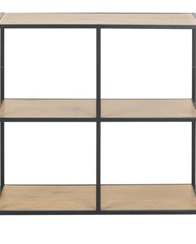 Knižnica Actona Seaford, 78×77 cm