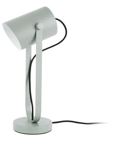 Zelená stolová lampa Leitmotiv Snazzy