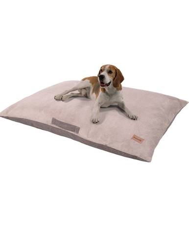 Brunolie Henry, pelech pre psy, podložka pre psy, prateľný, ortopedický, protišmykový, priedušný, pamäťová pena, veľkosť L (100 x 10 x 70 cm)
