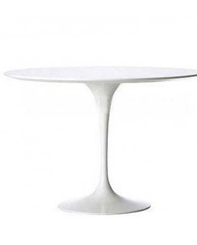 ArtD Jedálenský stôl Fiber 90 inšpirovaný Tulip Table MDF