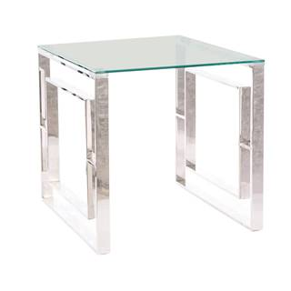 Signal Sklenený konferenčný stôl ALLURE B