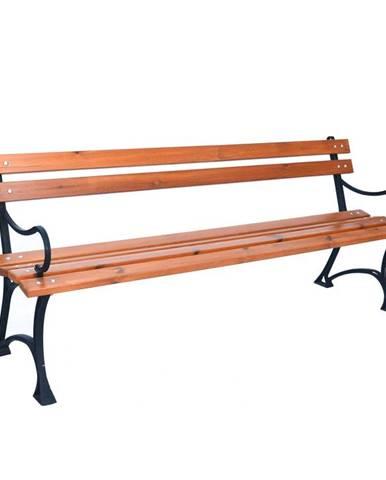 ArtRoja Parková lavica s opierkami - FSC