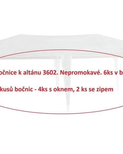 ArtRoja ArtRoja bočnice k altánku 3602 - 6ks - BIELA