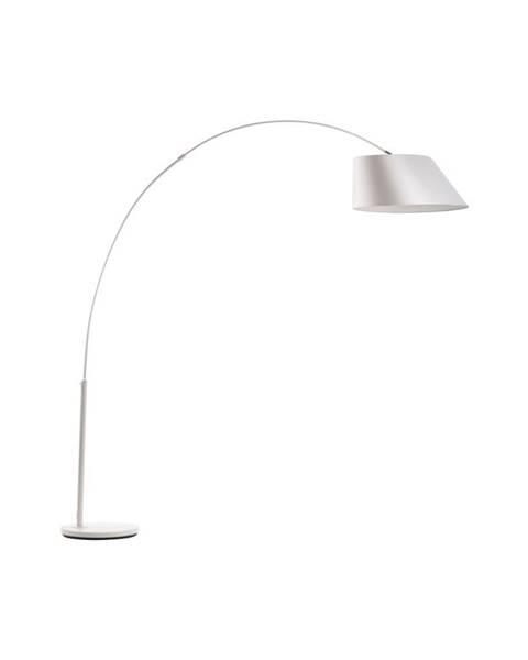Zuiver Biela stojacia lampa Zuiver Arc