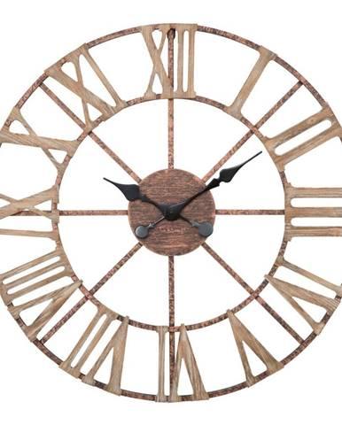 Nástenné hodiny Mauro Ferretti Plus, ⌀ 71,5 cm