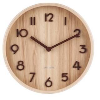 Karlsson 5808WD Dizajnové nástenné hodiny pr. 22 cm