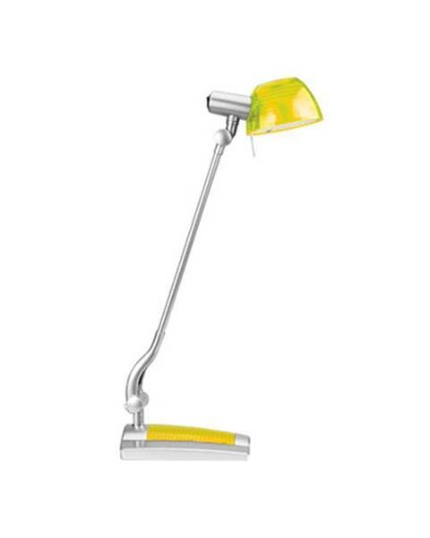 Panlux Stolná lampa Ginevra uno, žltá, Panlux