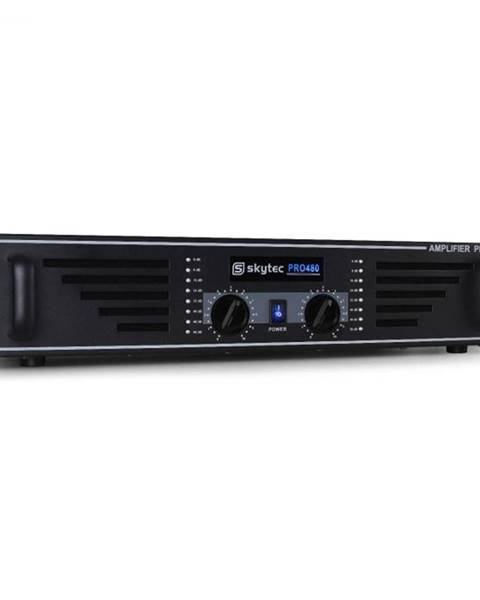 Skytec Skytec SKY-480, DJ PA zosilňovač, 2x480 W, čierny