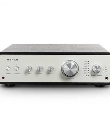 Numan Drive Digital, stereo zosilňovač, 2x170W/4x85W RMS, AUX/Phono/koaxial, čierny