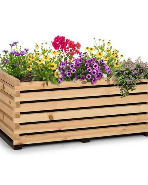 Blumfeldt Blumfeldt Modu Grow, vyvýšený záhon, 100 x 45 x 50 cm, borovicové drevo, borovica