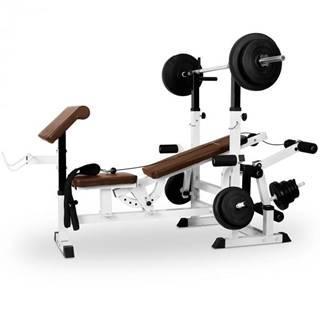 KLARFIT posilňovacia lavica, bench press