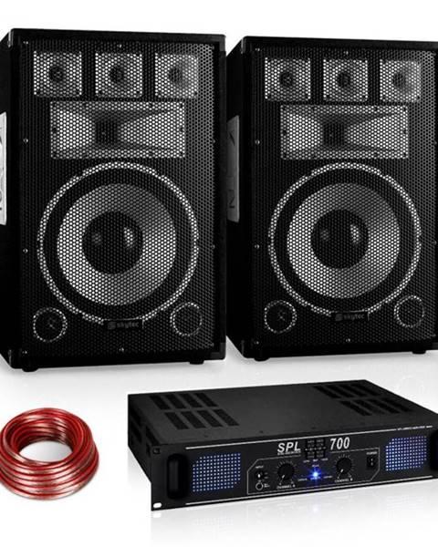"Electronic-Star Electronic-Star PA set Saphir Series ""Warm Up Party"" 12PLUS"