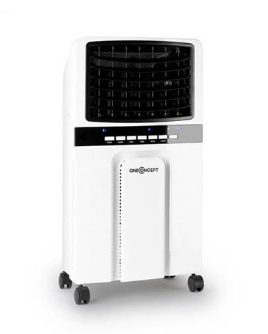 OneConcept Baltic Blue, ochladzovač vzduchu, ventilátor, 65 W, 400 m³/h, diaľkový ovládač