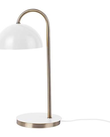 Stolová lampa v matnej bielej farbe Leitmotiv Decova