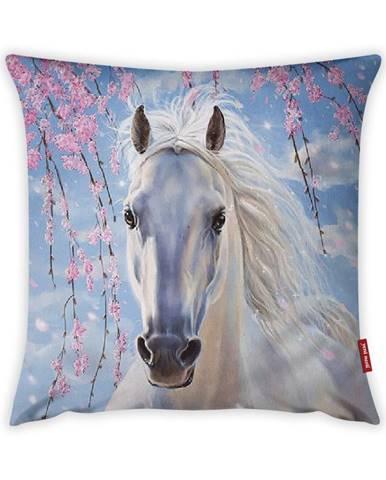 Obliečka na vankúš Vitaus Horse, 43×43 cm