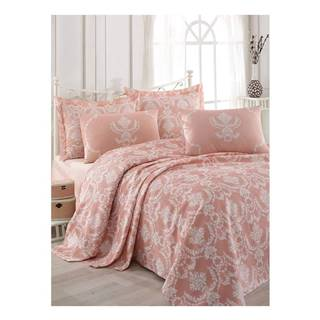 Ľahká prešívaná bavlnená prikrývka cez posteľ Ramido Mismo, 140×200 cm