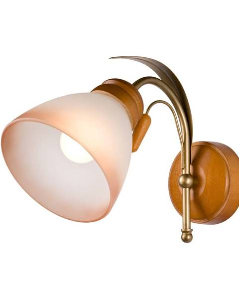 LAMKUR Nástenná lampa Lamkur Tulipan