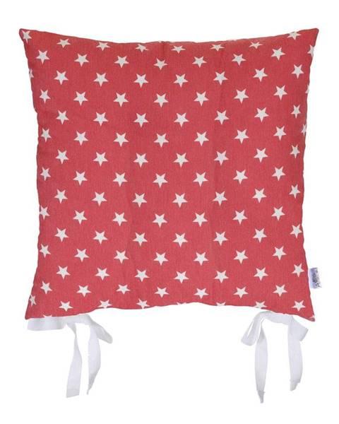 Apolena Vianočný vankúš na sedenie Mike&Co.NEWYORK, 36 x 36 cm