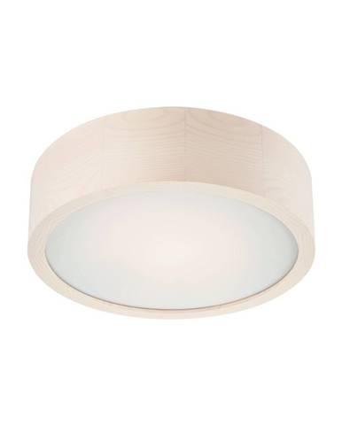 Biele kruhové stropné svietidlo Lamkur Plafond, ø 27 cm