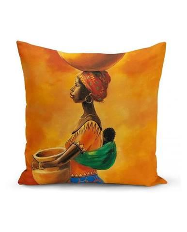 Obliečka na vankúš Minimalist Cushion Covers Fentela, 45 x 45 cm