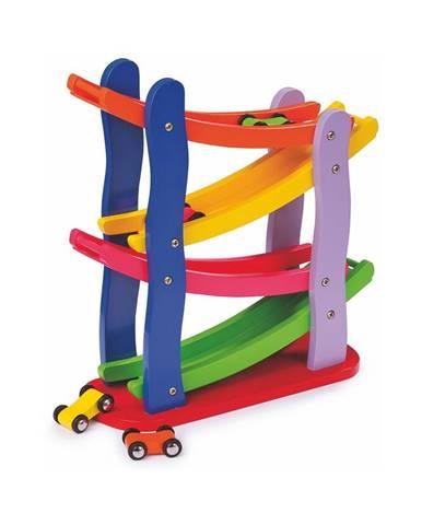 Drevená hračka Legler Racetrack