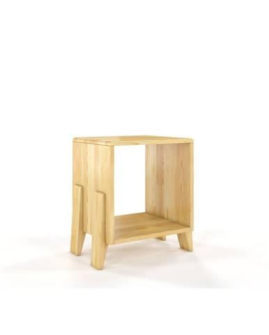 Nočný stolík z borovicového dreva Skandica Visby Gdansk
