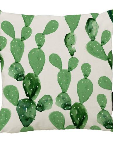 Vankúš Butter Kings z bavlny Cactus Watercolour, 45 x 45 cm