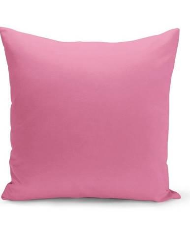 Ružový vankúš Kate Louise Parado, 43×43cm