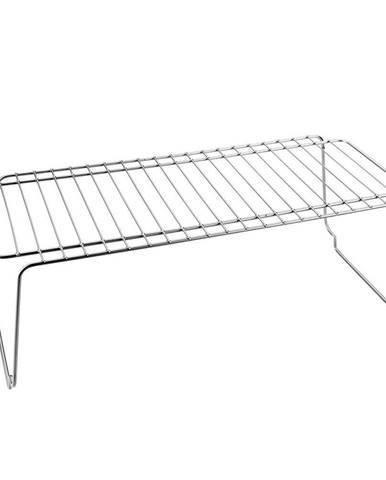 Prídavná polička do kuchynskej skrinky Metaltex Polo, šírka 19cm