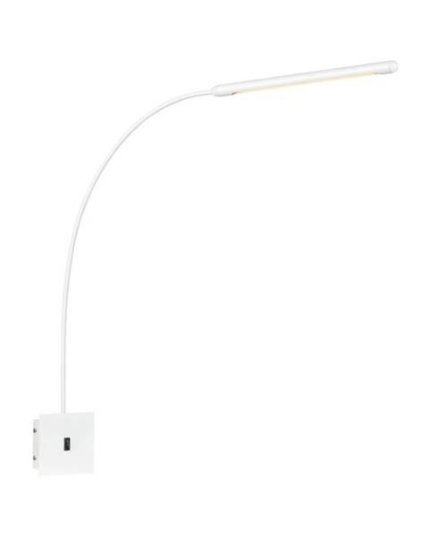 Markslöjd Biele nástenné svietidlo Markslöjd Antenna 1L