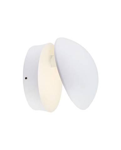 Biele nástenné svietidlo Markslöjd Bugsy