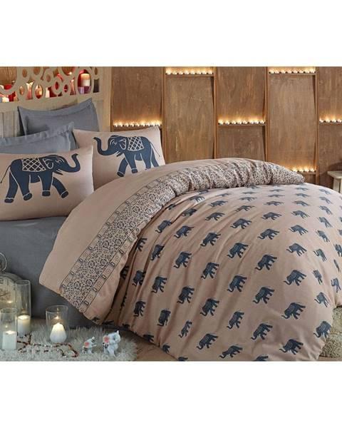 Eponj Home Obliečky na jednolôžko Puresso Calina, 140×200 cm