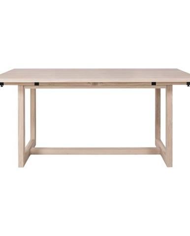 Jedálenský stôl z dubového dreva Canett Binley, 170 x 90 cm