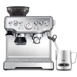 Espresso Sage Bes875bss strieborn