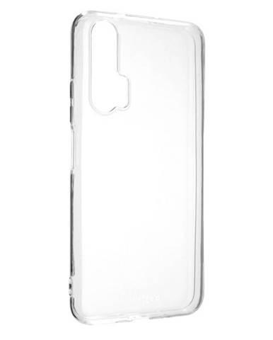 Kryt na mobil Fixed na Honor 20 Pro priehľadný