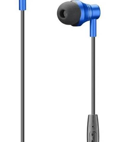 Slúchadlá CellularLine Iron modrá
