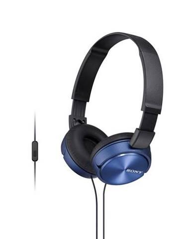 Slúchadlá Sony Mdrzx310apl.CE7 modrá