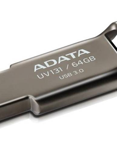 USB flash disk Adata UV131 64GB kovový